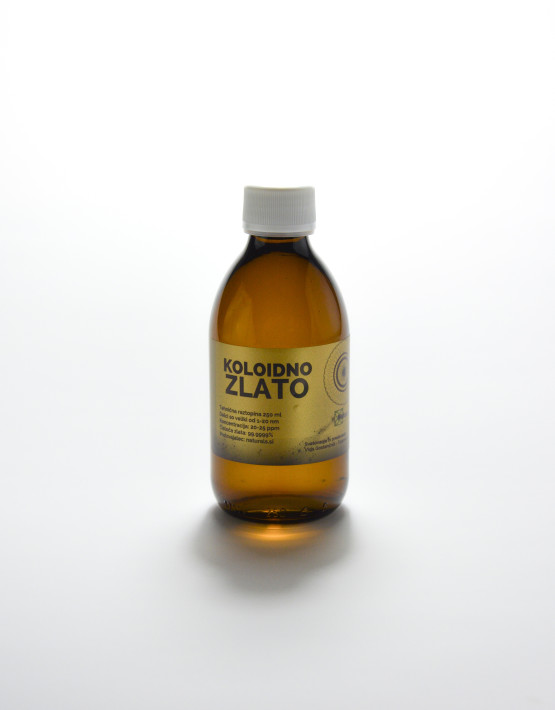 Koloidno Zlato 250ml