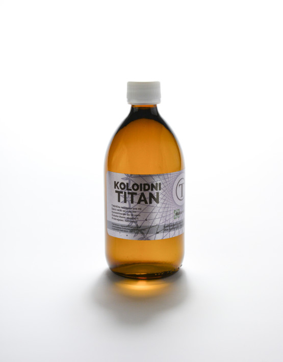 Koloidni Titan 500ml